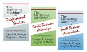 The Marketing Machine Series